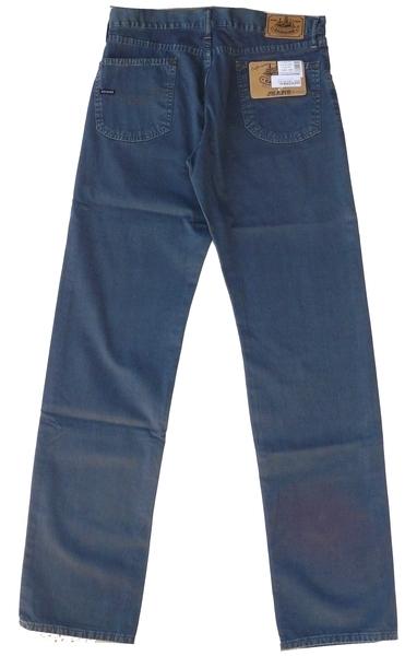 Azul T33 Caroche Gus James Hombre Pantalon Jeans 42cm xqF8Xz0fw