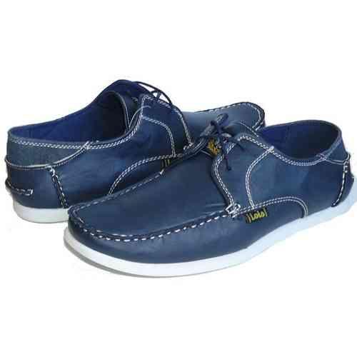 Lois calzado zapato nautico |  hombre 81318 marino talla EUR 42 USA 8.5 UK 7.5