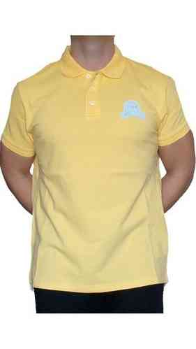 Lois camiseta polo hombre Star Basic color 414 amarillo talla XL