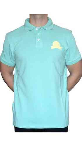 Lois camiseta polo hombre Star Basic color 475 verde talla XL