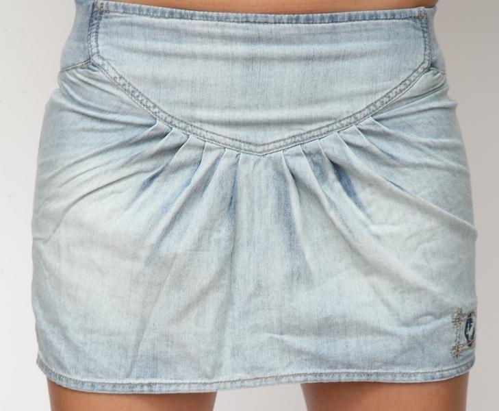 Lois Jeans Mini Falda Vaquera 57000 Holy 5007 Nottoria ...