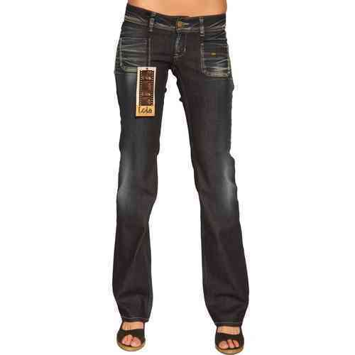 2018 shoes top quality cheaper Lois Jeans Vaquero Recto Mujer | Yoki Barcelona