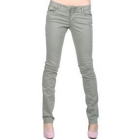 Elastico Simottc Claro Gris Cherly Mujer Lois Pantalon Jeans Casual wP8Okn0