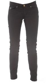 7a0be08ab Lois Jeans Pantalón Casual Mujer Maryan Cota Color 99 Negro ...