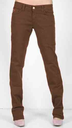 Lois Jeans Pantalon Casual Mujer Neylyttc Monicly B 88 Marron