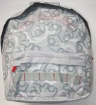 Mochila Escolar Lois Color Gris 3141002