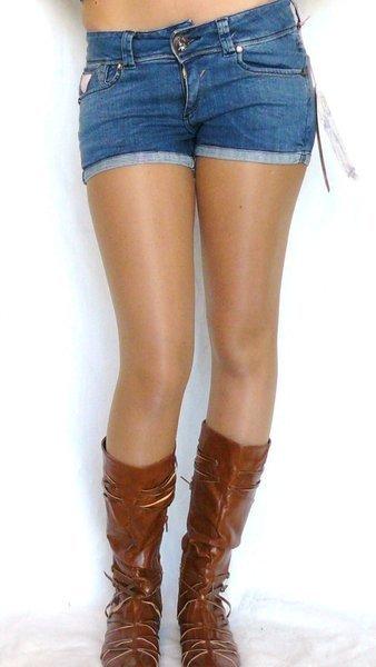 Short Mujer Denim Lois Jeans Neushort-Ly Blue