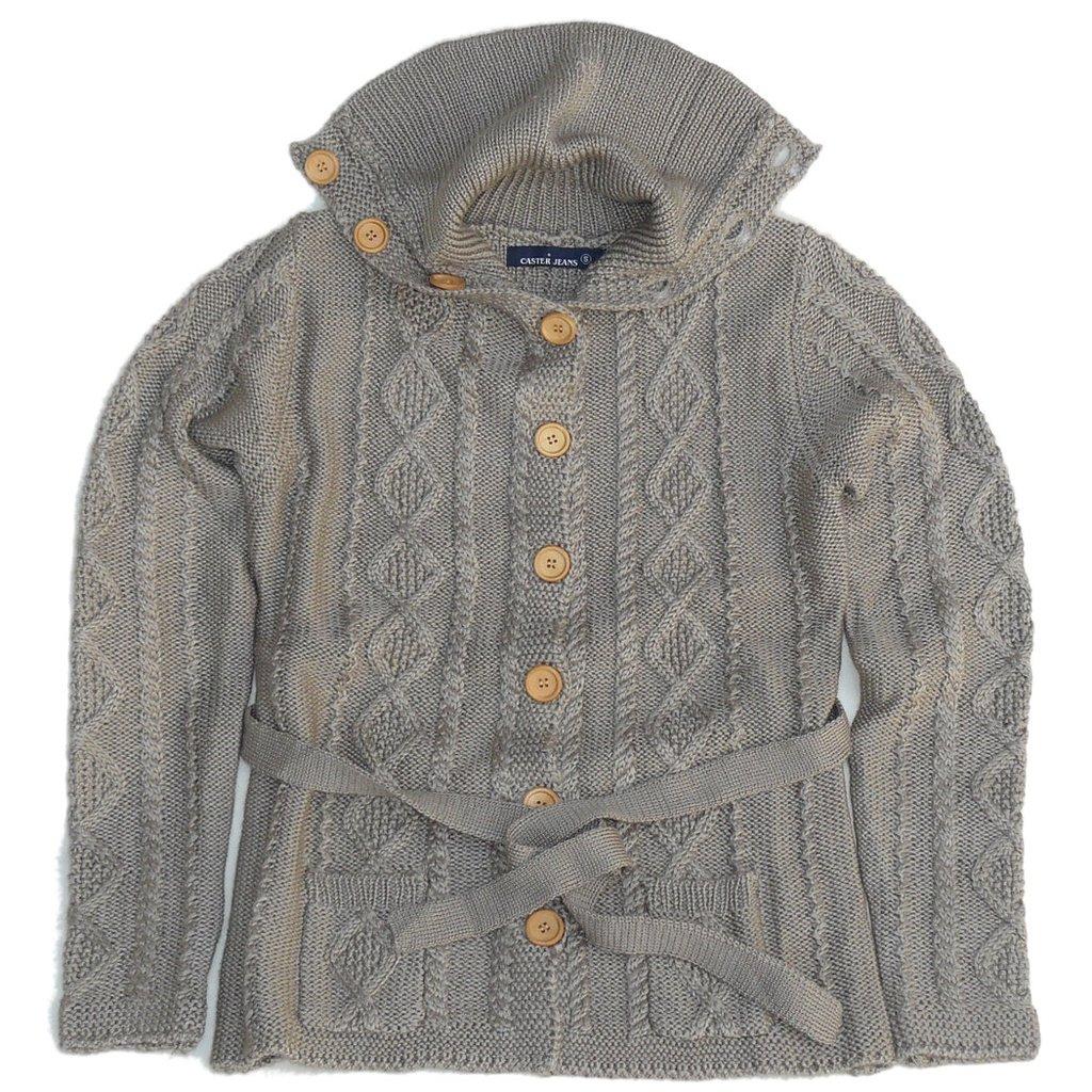 Chaquetas de punto de mujer: las piezas invernales más codiciadas Las chaquetas de punto de mujer se convierten en el nuevo imprescindible de la temporada, tomando la calle con estilismos de día y .