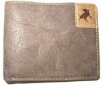Lois Jeans Cartera Billetero Piel 190103 Coffee h104