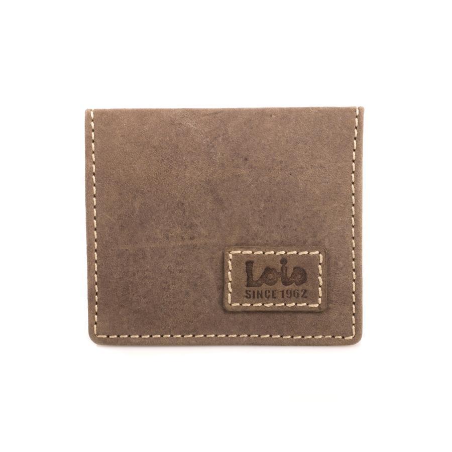 f344356b9 Monedero piel marrón | Lois 46588-01 | Billetero Hombre