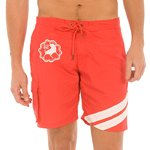 Lois flo-sog red Shorts Men Swimwear