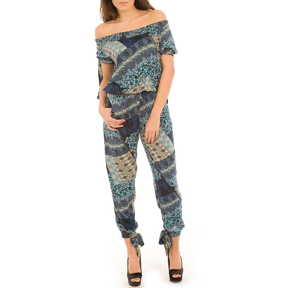 forma elegante proporcionar un montón de nuevo estilo y lujo Mono pantalón mujer | Estampado | Lirio Ortiga