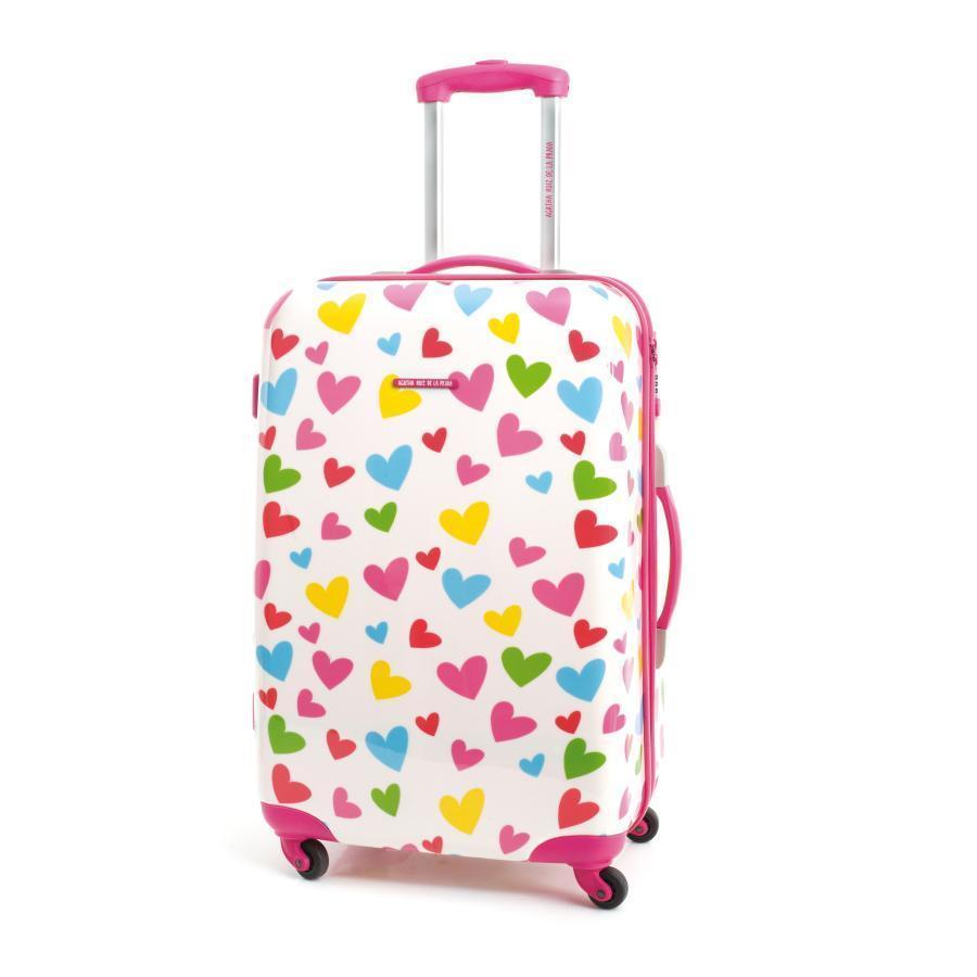 fbbe59ece8d maletas trolleys Mujer Agatha Ruiz De La Prada