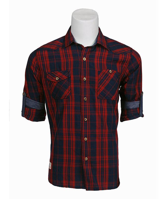 a4fc7b8c9c Camisa cuadros hombre