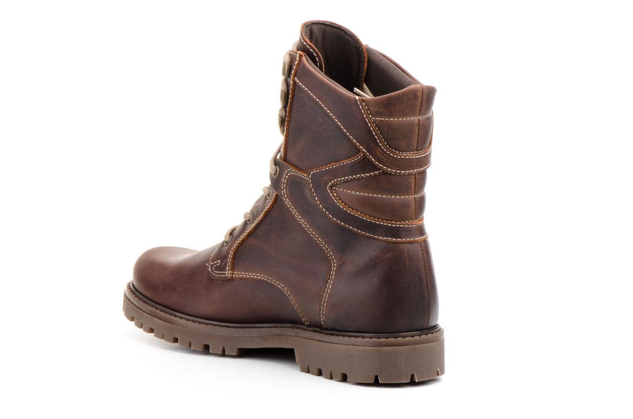 8de3ff9931f botas piel marron hombre