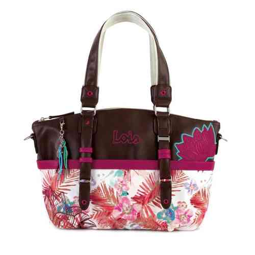 Bolso Lois Mujer | Color 1 - Burdeos | Ars43781-01 H49B