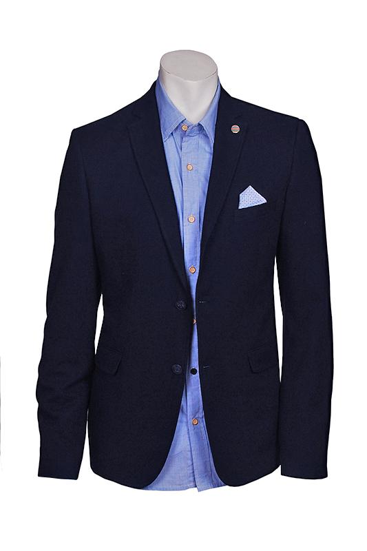 3301545c80762 Americana Sport hombre Azul