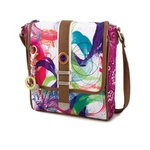 SKPA-t Messenger Bag Women | Lila | ARS44779-01