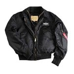Chaqueta Hombre  | 113103 | CWU Big A | 03 | Alpha Industries