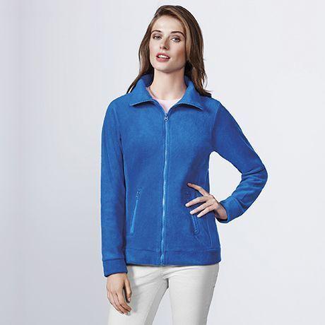 Mujer Pirineo Forro Chaqueta Polar Azul Cq1091 O8TTBw