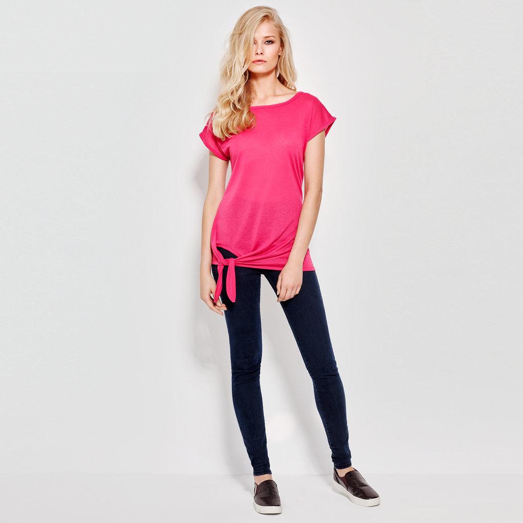 51fd06c8510d Camiseta oversize Mujer | Leola | CA7143 | rosetón | casual