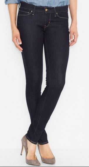 levis jeans til kvinder