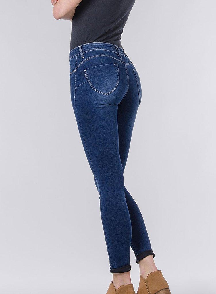 Vaqueros Skinny Mujer | Tiffosi |10006163 H116