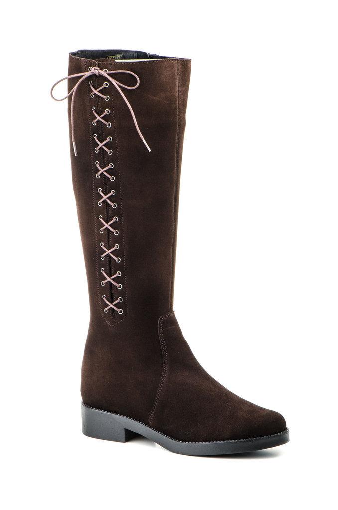 comprar popular 84b29 ffbaf Botas altas Mujer | Botas piel | Ref. 1023 | color marrón