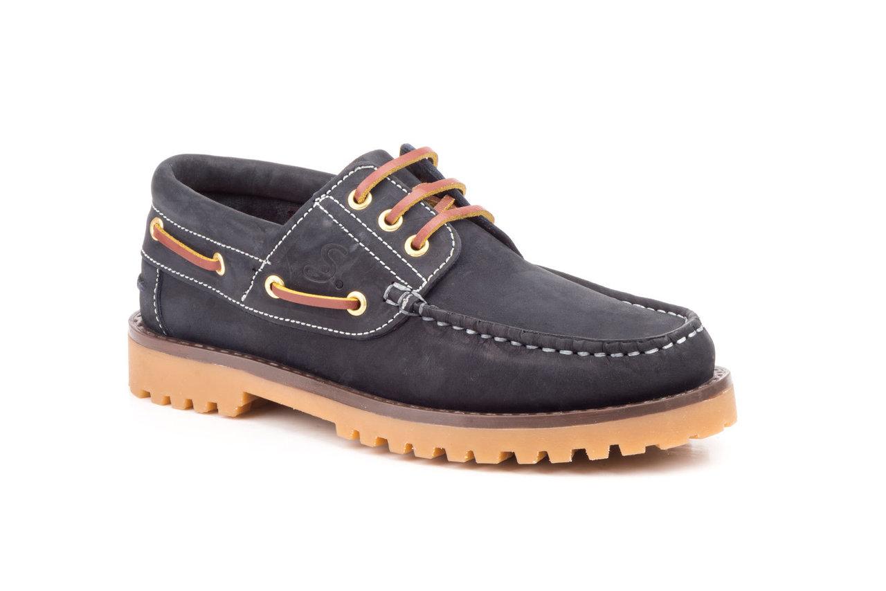 Azul 5141 Náuticos Marino Color Mujer Mocasines Scn Zapatos pf1qw 22e41091380c