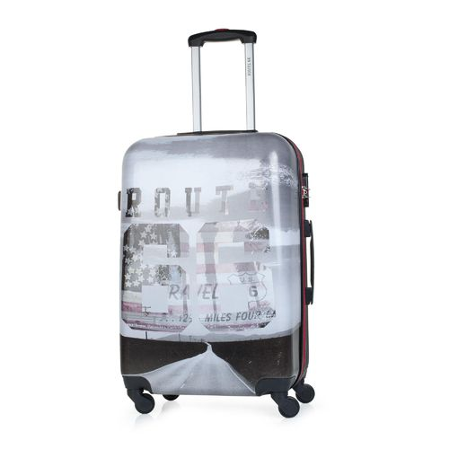 Trolley 60cm | Route66 | R61060-01 negro