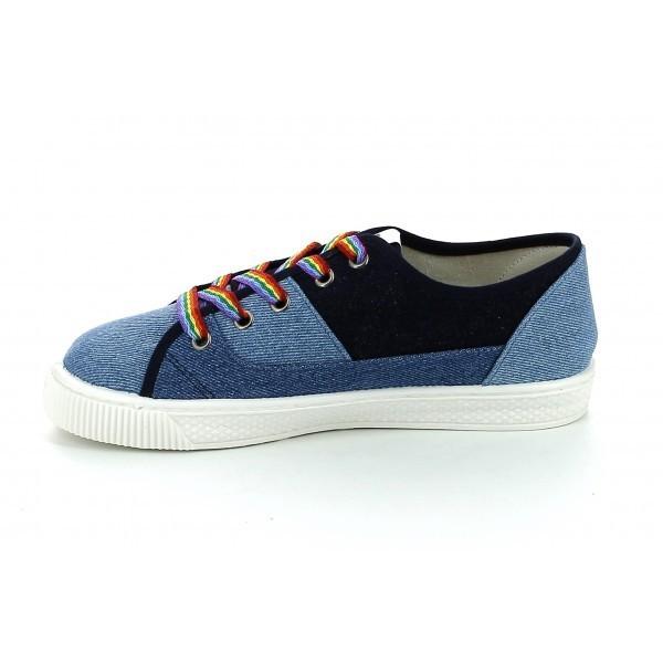 Zapatilla Color 730 MujerLevi´s Azul 17 227827 xoerCBdW