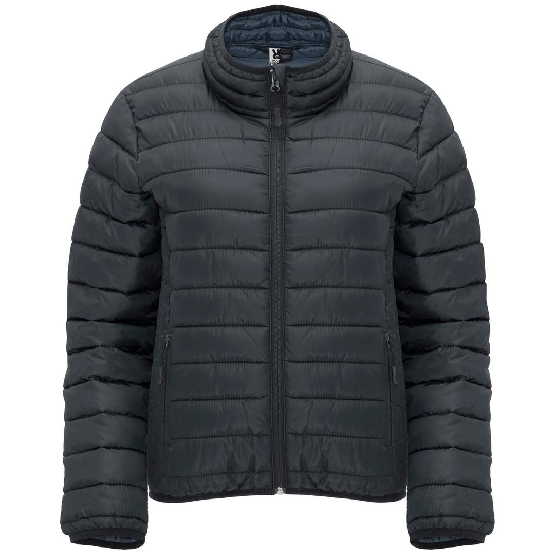8c1ebf0d9 Kvinders polstret jakke | Ebony farve | (RA5095)