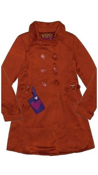 360e7da5cab Agatha Ruiz De La Prada Coat Sixties Red | Buy Coat Online Store