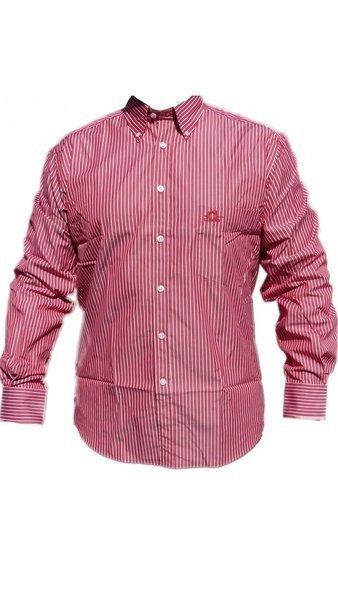 Caroche camisa manga larga hombre 01C 3007120 rojo talla L ... 83a82ca4c04c9