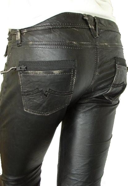 d7cf1c0eee Cimarron Pantalon Cuir Farry | Acheter Cimarron