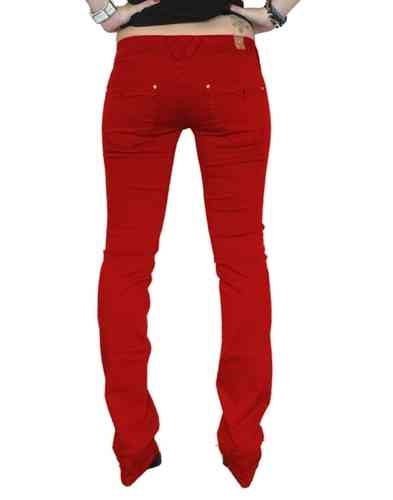 Pantaloni Donna Cimarron Raso Ly Betty Ly