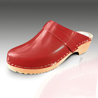 Gunnel Schuhe Red Charol