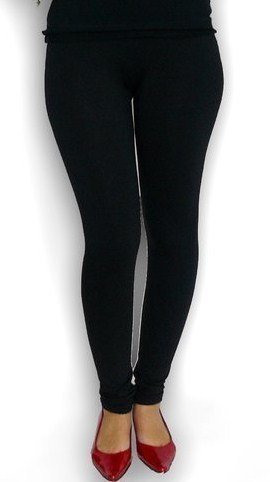 Bukser Leggings Black