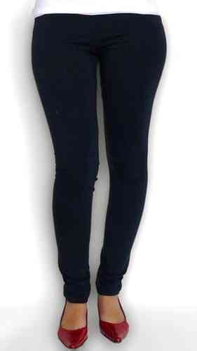 Bukser Leggings Blue Navy