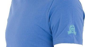 9ca05cc0150 ... Lois camiseta cuello redondo hombre Premium Lois color 460 azulón talla  S