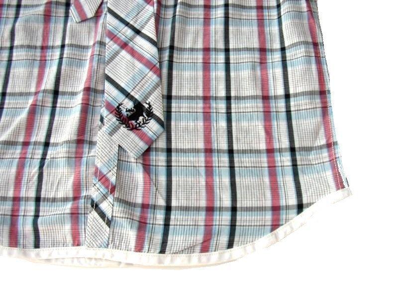 ... Lois Jeans camisa manga corta hombre 14006 POISON 24 ESPIRY cuadros talla  XL ... c2587267142e7