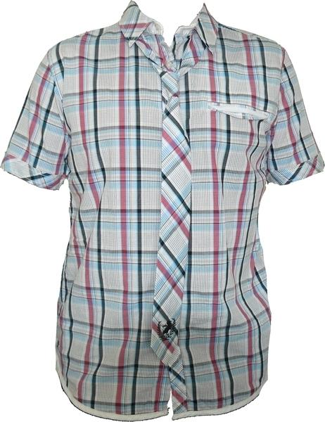 Lois Jeans camisa manga corta hombre 14006 POISON 24 ESPIRY cuadros talla XL fd1980dd76848