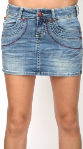 aeb964c29 Lois jeans   mini falda vaquera 57009 Nogent 5015 Pagana
