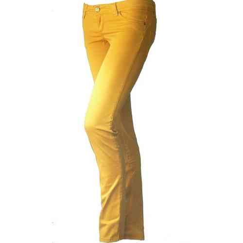 Lois Trousers Alsapitily Nsimone Yellow