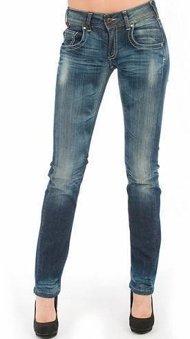 autumn shoes online shop factory outlet Lois Jeans Vaqueros Rectos Mujer Vince Neus Ly Color 268
