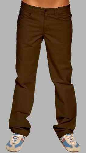 Lois Trousers Quevedo Batan Brown
