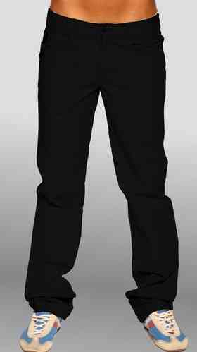 Lois Trousers Quevedo Batan Black