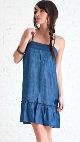 Stix Casual Dress Blue Jeans