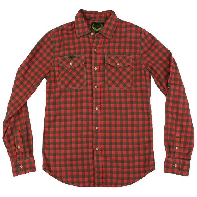 Camisa Lois hombre a cuadros  d382ed9804bcd