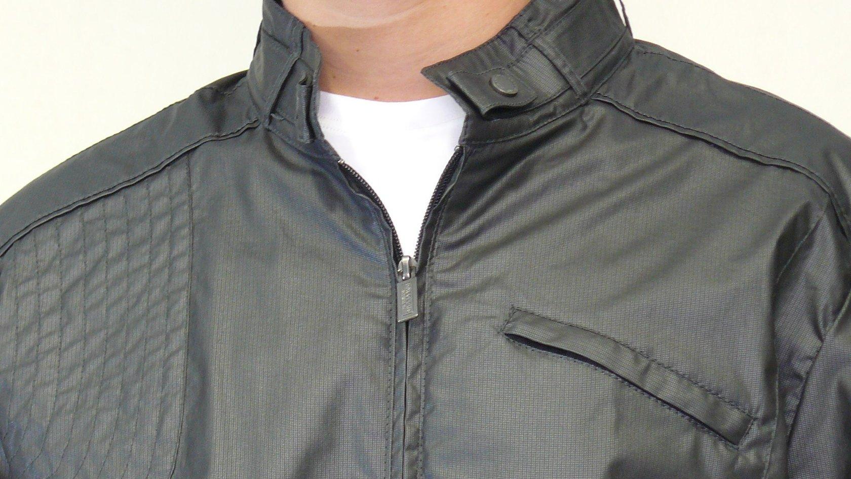 6ed20a2a31657 Chaqueta Sport Hombre Verano negra 35012 talla M - Bestshopping.es